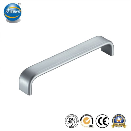 Furniture Hardware Modern Aluminium Kitchen Cabinet Pull Cabinet Handle Door Knob pictures & photos