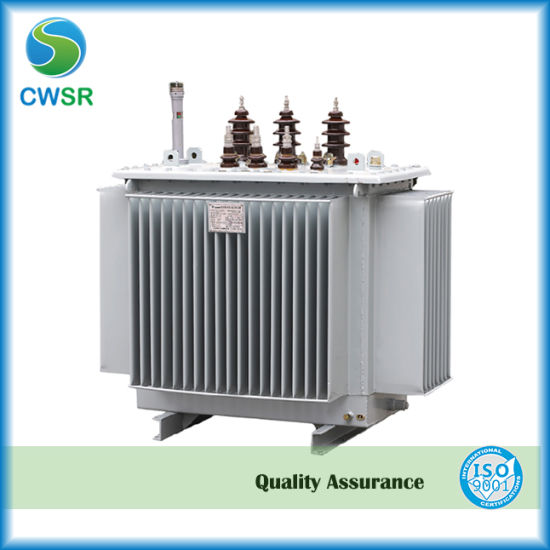 Hot Sale Electrical Transformer High Voltage Power Transformer pictures & photos