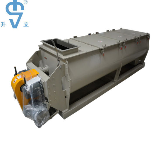 Double Paddle Cement / Mortar Mixer
