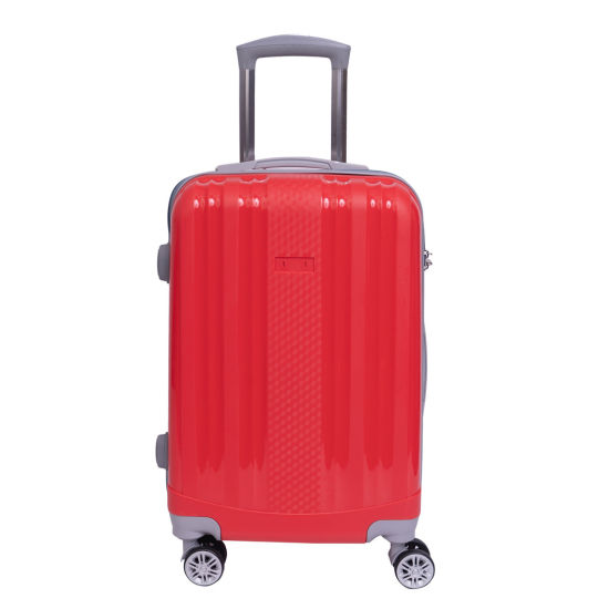 China Factory Trolley Travel Luggage PP Bag