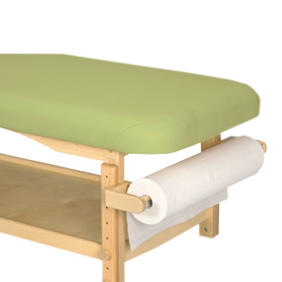 Disposable Poly Paper Waterproof Exam Massage Table Bed Cover with 50 Sheets