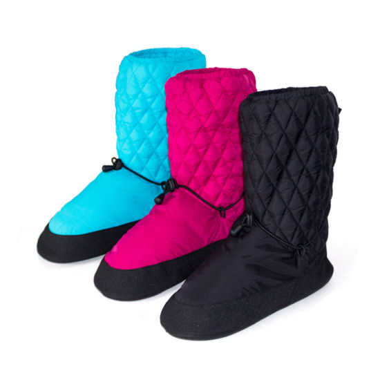 Dance Warm up Boots Ballet Winter Training Dance Boots Shoes
