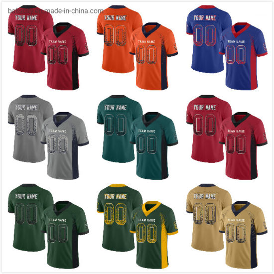 Wholesale 2019 High Quality Customized Sportswear American Football Jerseys pictures & photos