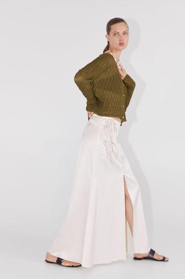 Women 2019 OEM Fashion Knitted Sexy Sweater