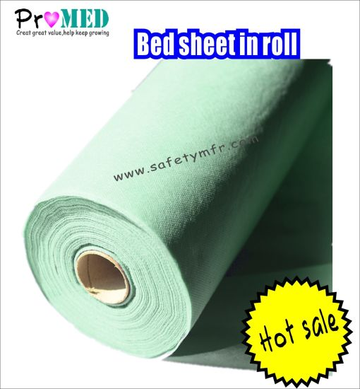 Hospital/medial/dental/clinic/SPA paper Disposable bed sheet, Nonwoven exam table couch roll, exam roll bed sheet roll