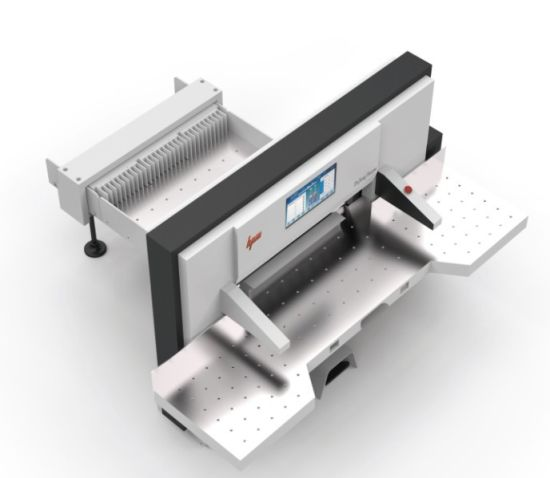 High Speed Business Card Paper Guillotine Cutters