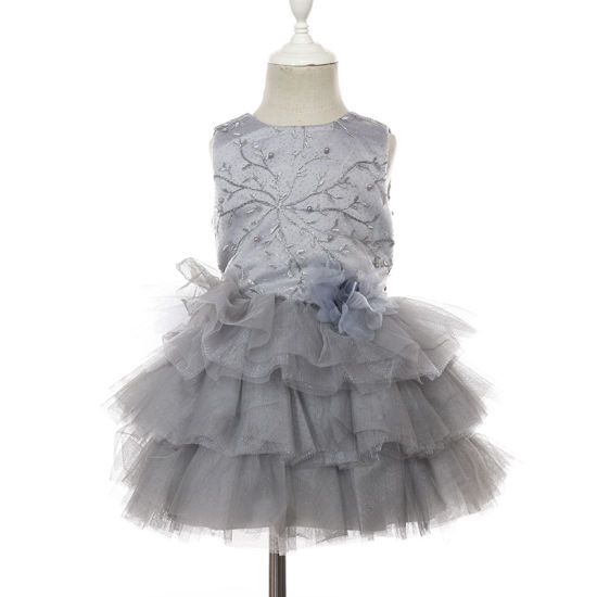 Miraculous Lace Contrast Tutu Girls Lace Birthday Cake Dress Party Tulle Funny Birthday Cards Online Barepcheapnameinfo