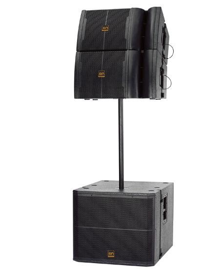12 Inch Two Way Vrx932la Active Powered Line Array Speaker