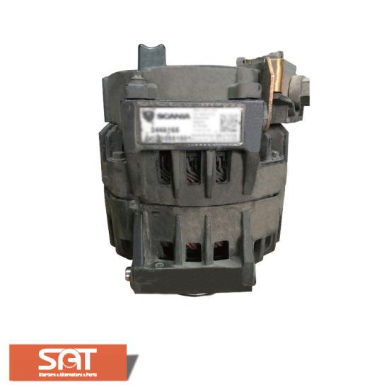 24V Truck Alternator for Scania 2448165 0518064 1442788 063535550080 0124555008