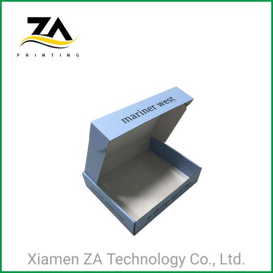 Manufacturer Factory Custom Logo Printed Paper Packaging Box