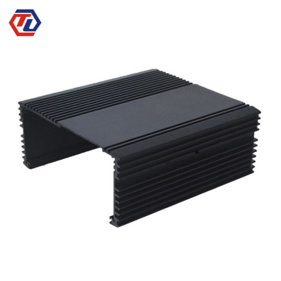 Extrusion Aluminum Profile for Electronics PCB Enclosures