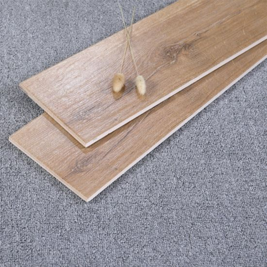 Low Price Eco Flooring 150X800mm Wood Tile for Stairs
