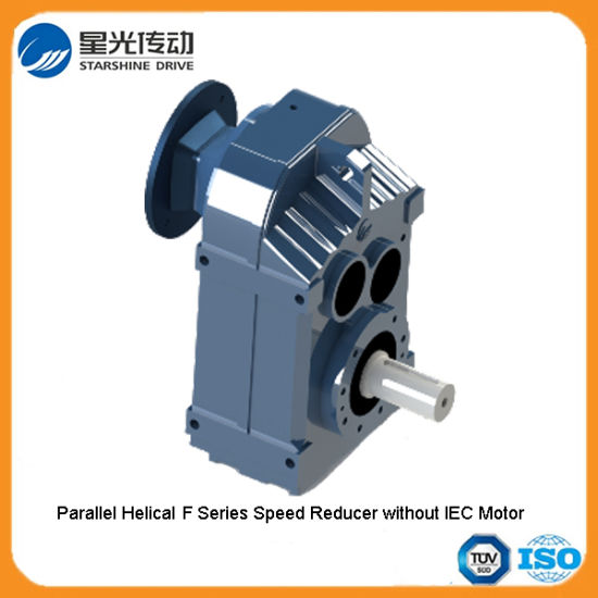 Sew Model F Series Bevel Helical Geared Motor Without IEC Motor