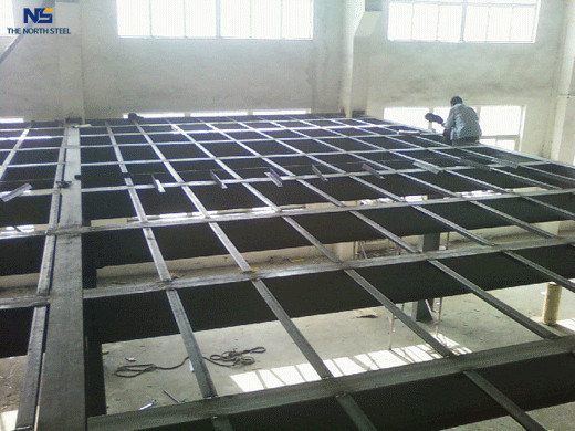 Prefabricated Building Materials for Steel Structures