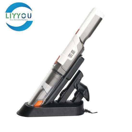 Car Styling Vacuum 90W Digital Power Car Vacuum Cleaner Handheld