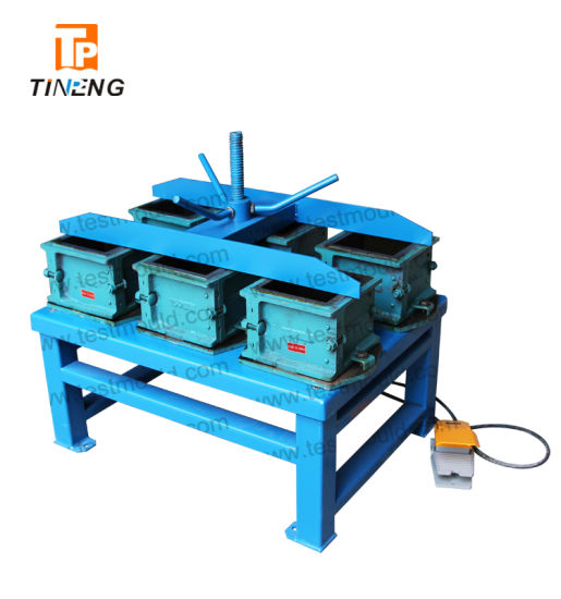 Vibrating Table for Concrete with Separate Control Box