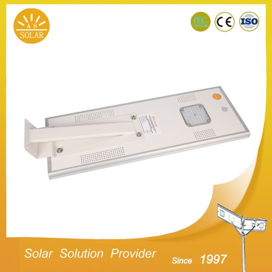 30W High Power All-in-One Integrated Solar Street Lights / Lamp pictures & photos