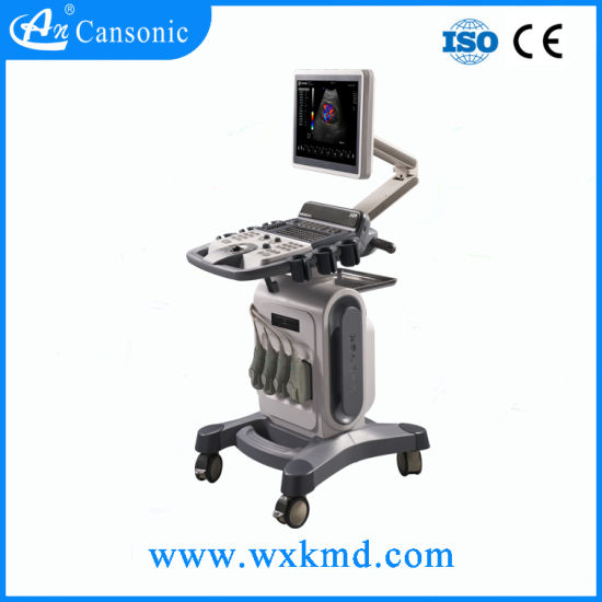 High Quality Trolley Colour Doppler Ultrasound (K10)