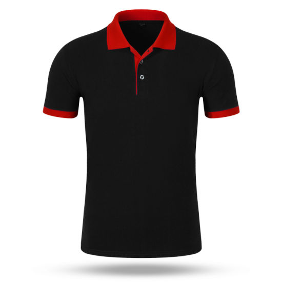 100% Cotton Polo Shirt Men′s T-Shirt pictures & photos