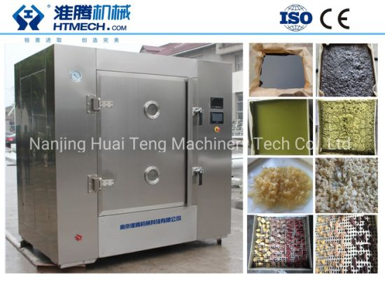 Industries Low Temperature Electric Vacuum Microwave Tray Drying Oven