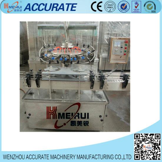 Automatic Rotary Bottle Washing Machine (ZCP-12)
