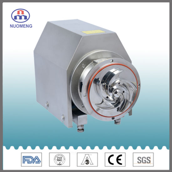 Sanitary Stainless Steel SS304/316L Centrifugal Pump