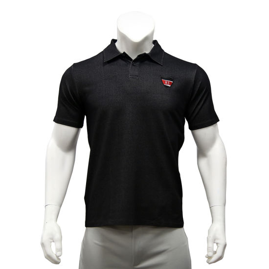 Healong Sportswear Man Polo T Shirt Sublimation Printing T Shirt Custom Golf Polo T Shirt