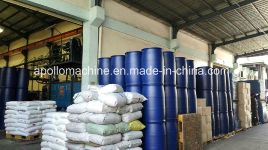 50L~160L HDPE Drums Jerry Cans Blow Molding Machine pictures & photos