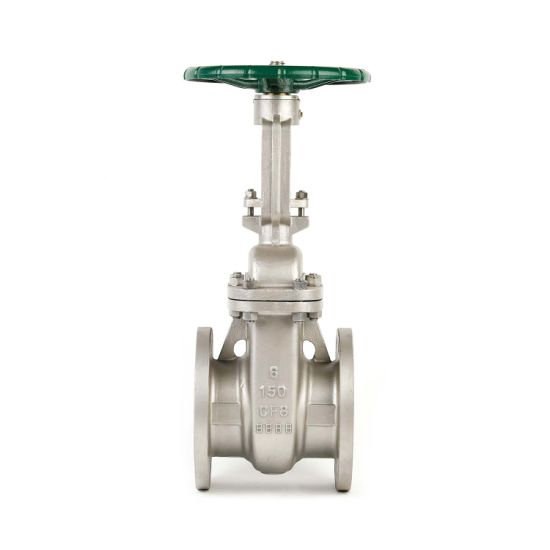 150lb 2-1/2 Inch Stainless Steel Flange Gate Valve