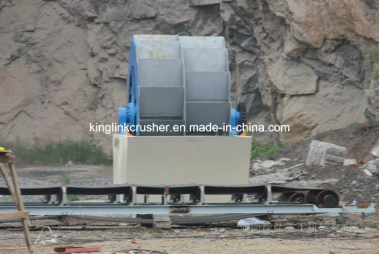 Wheel Sand Washer pictures & photos