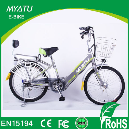 250W China Supplier Cheap Electric Bike Made in China