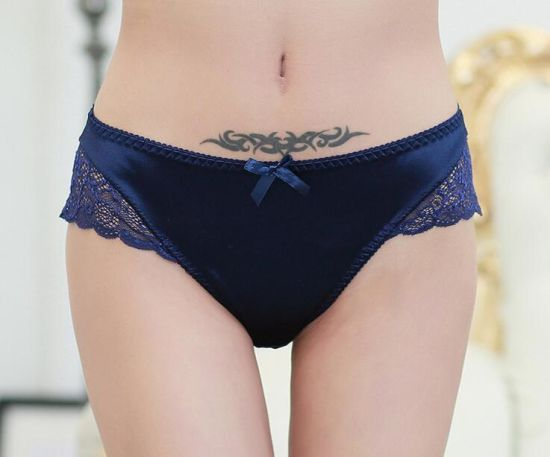 Lady Transparent Underwear Sexy Lingeries Panty