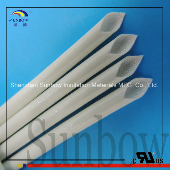 4kv Fiberglass Insulating Sleeve for Global Electrical Equipments  Manufacturers Sb-SGS-40