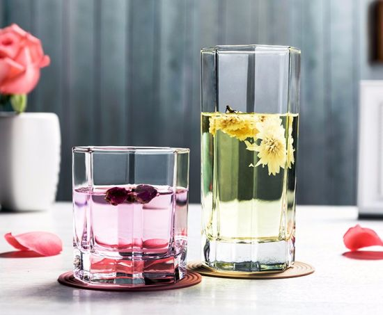 Twelve Beautiful Glass Cup. Factory Outlet Glass. Beer Mug. Water Glass