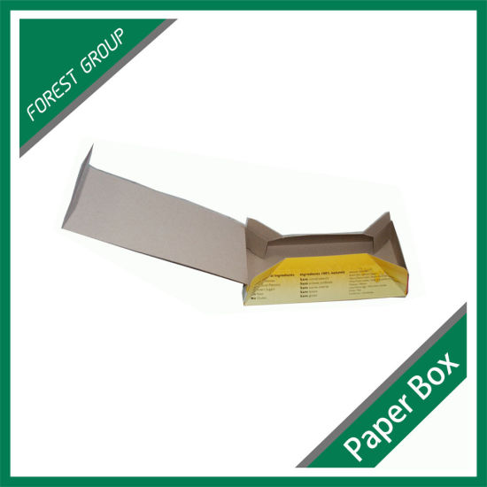 Corrugated Paper Food Display Shelves for Packing pictures & photos
