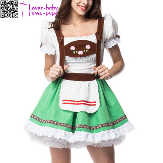 Temptation Beer Girl Oktoberfest Costume L15515 pictures & photos