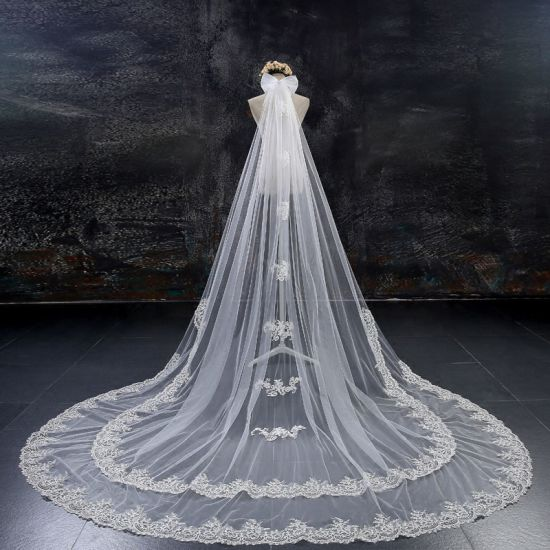 OEM Wholesale Wedding Bridal Veil Accessories Ts5508