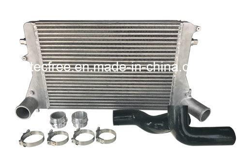 China Full Aluminum Bar Plate Fin Oil Cooler Intercooler for