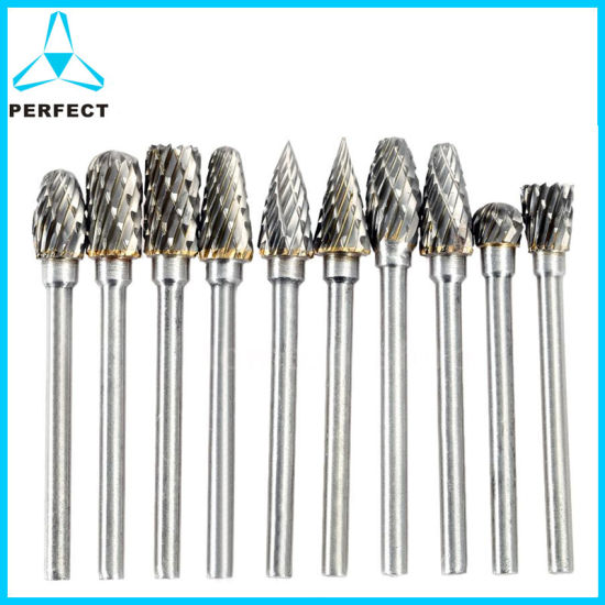High Quality Dental Tungsten Carbide Rotary Burr pictures & photos
