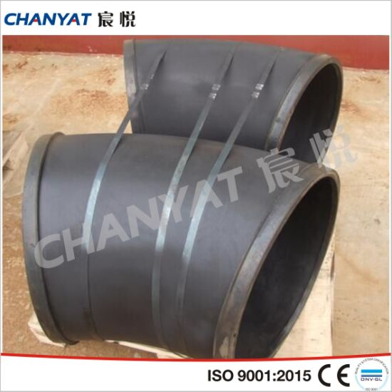 High-Strength Carbon Steel Pipe Elbow A860 (WPHY65, WPH70) pictures & photos