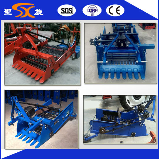 4u Potato Harvester/Cultivator for Tractor pictures & photos