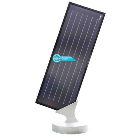 Inquiry About Blue Absorber High Plessure Flat Plate Solar Hot Water Heater Collector