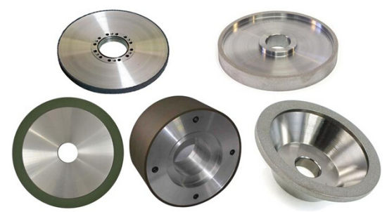 China Supplier Wet CBN Grinding Wheel pictures & photos