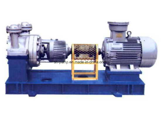 Y Types Oil Circulation Centrifugal Pumps pictures & photos