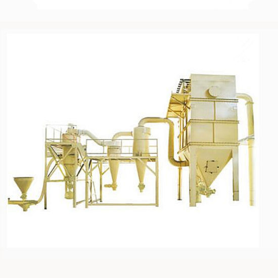After-Sales Service Provided Air Classifier for Silica Powder