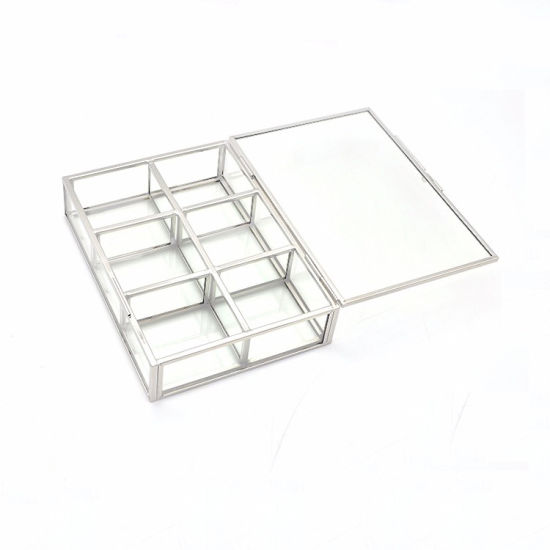 High Clear Transparent Acrylic Rose Box Wholesale pictures & photos