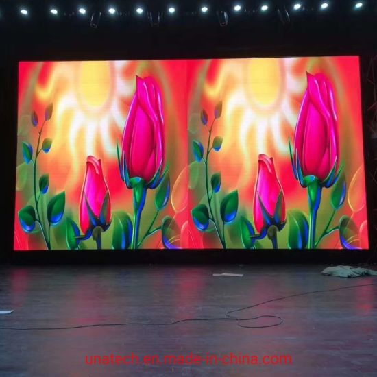 Indoor Events Digital Video Display in out Room Full Color Promotion Rental LED Screen