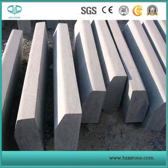 Bluestone/Limestone/Grey Granite/Kerbstone/Curbstone Black/Yellow Limestone for Kerbstone/Curbstone/Kerb/Paving/Tile/Slab pictures & photos