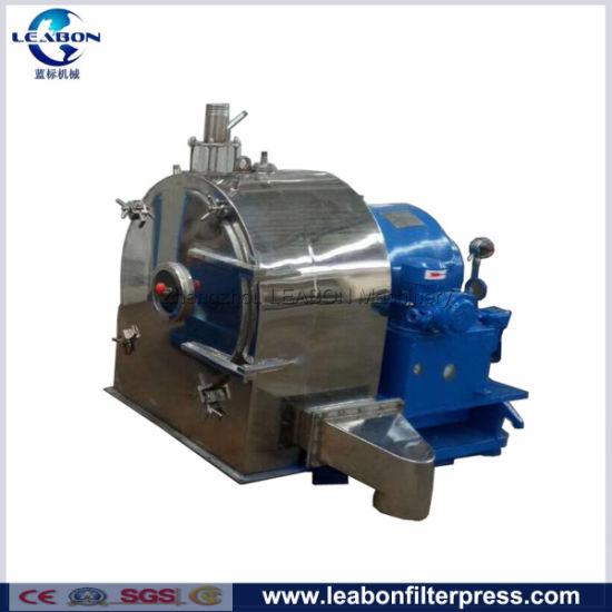 Sodium Chloride Separation Processing Horizontal Continuous Pusher Centrifuge