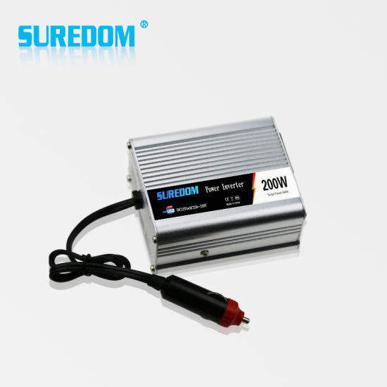 200W Car Power Inverter DC/AC 12V 220V 50/60Hz Converter pictures & photos
